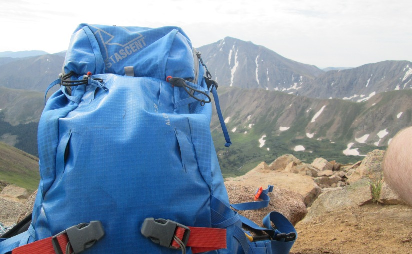 Gear Review: First Ascent Alchemist 30L