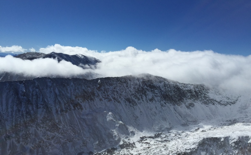 5 Winter 14ers for Beginners